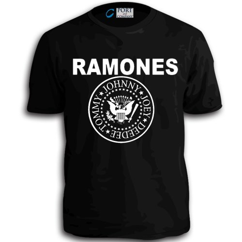 The Ramones Punk Rock Band Classic Vintage 70