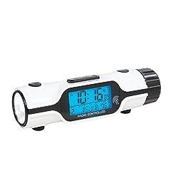 Ken-Tech LCD ALARM CLOCK T-4438