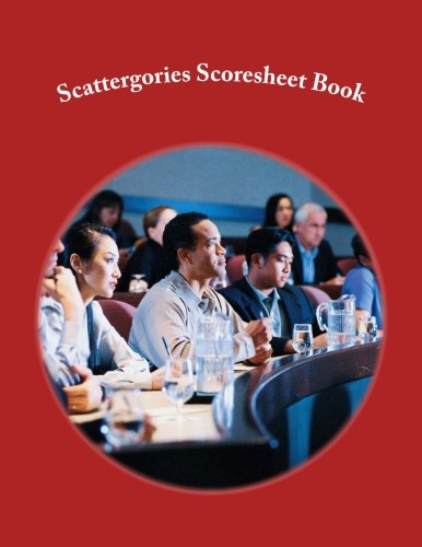(Scattergories Scoresheet Book: 100 Pages (50 sheets))