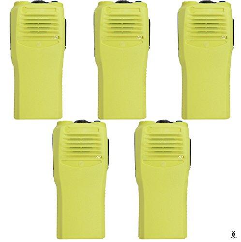 Yellow Replacement Repair Case Housing cover Motorola HT1250 Radio