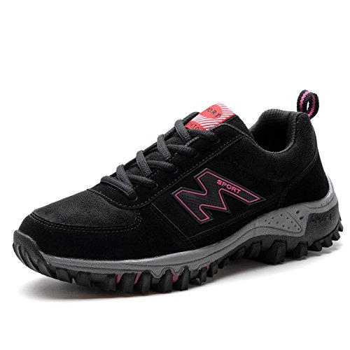 non shoes slip casual Hasag soft and shoes spring shoes bottom shoes mother sports travel black autumn Ms A1 00ZUxF