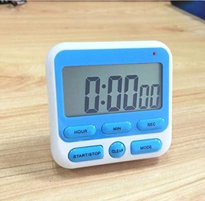 Touchscreen Kochen Elektronische Timer Küche 1224 Großes Display