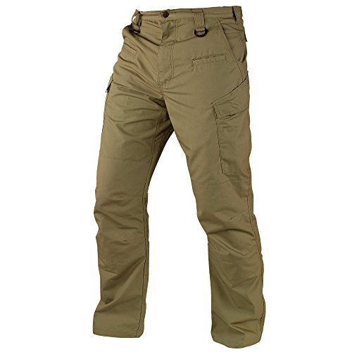 Mars Gear Vulcan Outdoor Tactical Pants (36x32, Tan) (Best Pistol Shot Ever)