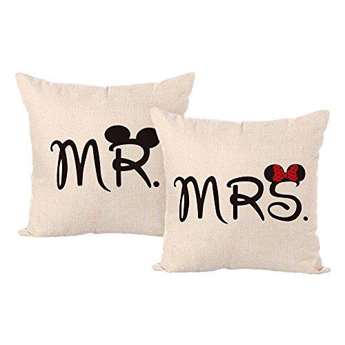 Jahosin Pillow Decorative Couple Love Cushion product image