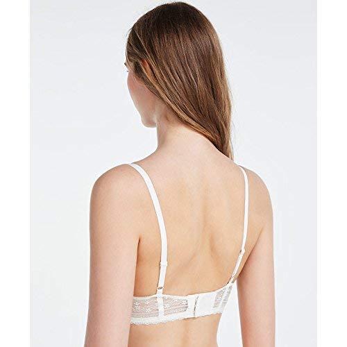 colore Bianca Comfort La Reggiseno Lingerie Dimensione Il Bianco Pizzo Promuove It3b BvwqAa0g