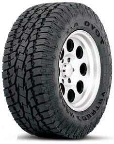 Toyo Tires Open Country A/T II All Terrain R Tire-285/55R20 114T (Tires Toyo)