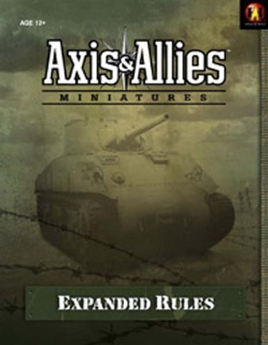 (Axis & Allies Miniatures Game Expanded Rules Guide)