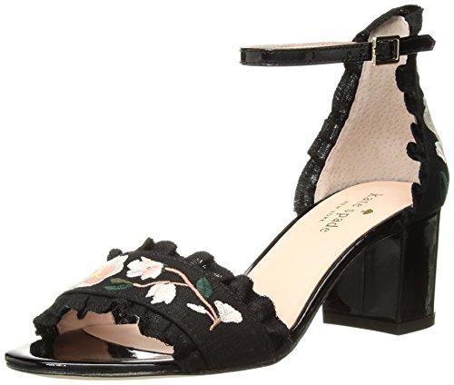 Sandalo Con Tacco Nero Di Kate Spade Donna New York