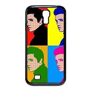 Samsung Galaxy S4 9500 Cell Phone Case Black Elvis hwu