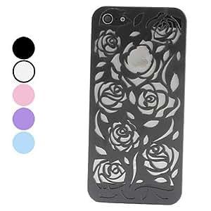compra Rose Hollow estuche rígido para el iPhone Talla 5 (colores surtidos) , Blanco