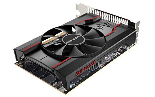 Sapphire Radeon PULSE RX 550 4GB GDDR5 HDMI / DVI-D / DP (UEFI) PCI-E Graphics Card 11268-01-20G by Sapphire Technology (Image #4)