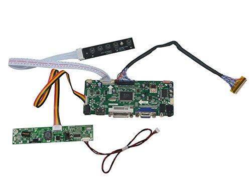 NJYTouch M.NT68676.2A HDMI DVI VGA AUDIO LCD Controller Boar