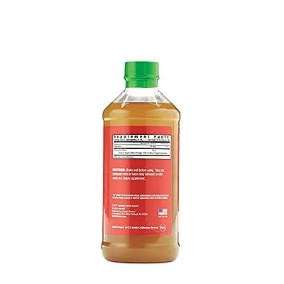 Garden Greens Organic Apple Cider Vinegar and Garcinia Cambogia, 30 servings