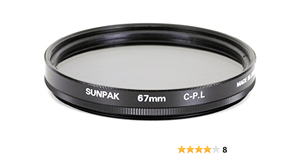 CPL for Sony Alpha DSLR-A700 Microfiber Cleaning Cloth 67mm Circular Polarizer Multicoated Glass Filter