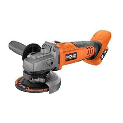 Factory Reconditioned RIDGID ZRR86040B 18-Volt Angle Grinder (Tool Only - Battery and Charger NOT Included)
