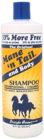 Straight Arrow - The Original Mane N Tail and Body Shampoo (16 oz.) 1 pcs sku# 1898491MA