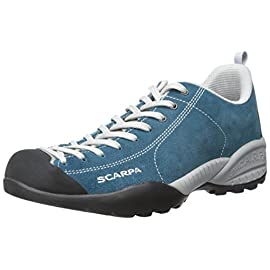 Scarpa Men's Mojito Casual Shoe, Lake Blue, 44 EU/10.5 M US