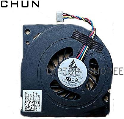 FCQLR Nuevo CPU enfriamiento Ventilador compatibles para Intel ...