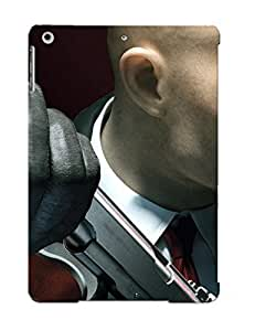 New Crazinesswith Super Strong Hitman Absolution Tpu Case Cover Series For Ipad Air