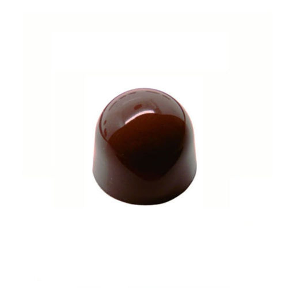 Amazon.com: Grainrain DIY Chocolate Molds Clear Hard Plastic Polycarbonate PC Mould Bullet Shaped: Kitchen & Dining
