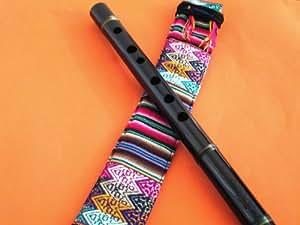 Professional Wari Quena Flaute Tuned Sol G 440