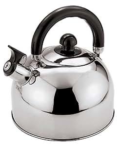 Paderno World Cuisine 3-Quart Stainless-steel Whistling Kettle