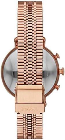 Fossil Women 's FTW5061 Quartz Rose gold Watch