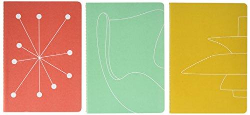 Mid-Century Modern: Notebooks: Set of 3 (Thames & Hudson Gift) 41bG 6mlb7L