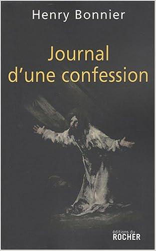 Livres Journal d'une confession pdf