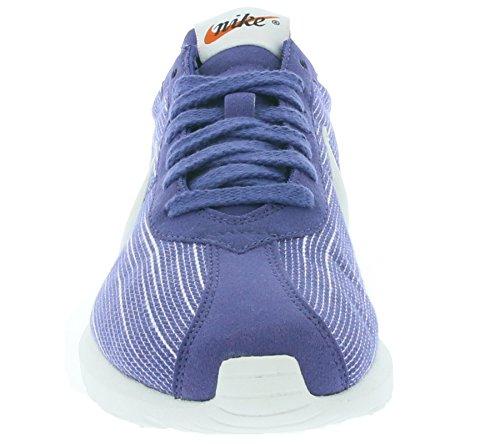 Nike W Roshe Ld-1000 Womens Sneaker Viola 819843 502 Blu Profondo Reale / Nero / Bianco
