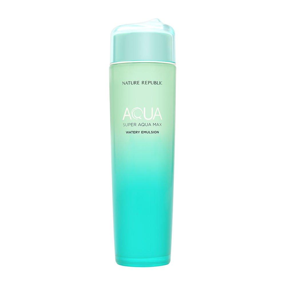 Nature Republic Super Aqua Max Watery Emulsion 150ml/5.07oz