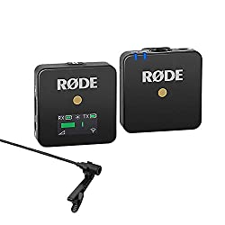 Rode Wireless GO Compact Microphone System Include...