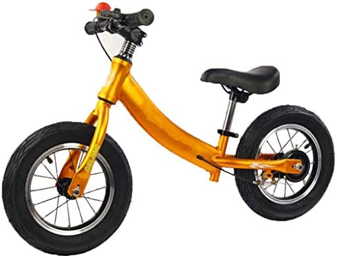 Bicicleta de Equilibrio for Niños Sin Pedal Rueda de Goma Ligera ...