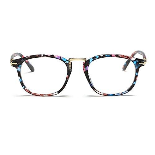 G&T U (Thick Lensed Glasses)