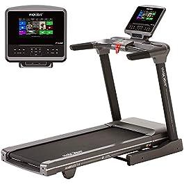 MAXXUS Unisex's RunMaxx 7.4 Treadmill, Black/Grey, One...