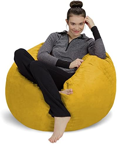 Sofa Sack Bean Bag Chair  - a good cheap bean bag chair