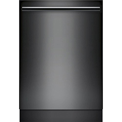 Bosch SHXM78W56N 800 Series 24″ Built In Fully Integrated Dishwasher with 6 Wash Cycles, in Black
