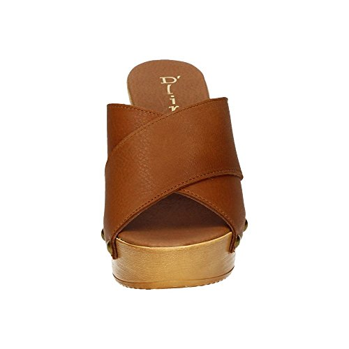 Cuir sandales Dliro Dliro femme sandales qYP6w6