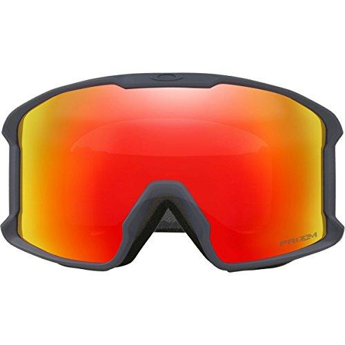 Oakley Line Miner Asian Fit Snow Goggles, Night Camo Frame, Prizm Torch Iridium Lens, - Camo Goggles Oakley