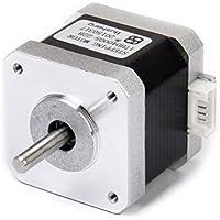 LEORX Nema 17 2 Phase 4-Wire 1.5A 40mm 1.8° Stepper Motor for 3D Printer