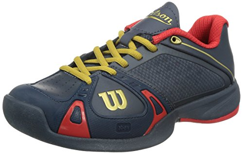 Wilson Women's Rush Pro HC 100 Year Tennis Shoe (7.5) (Shoes Tennis Women Wilson)