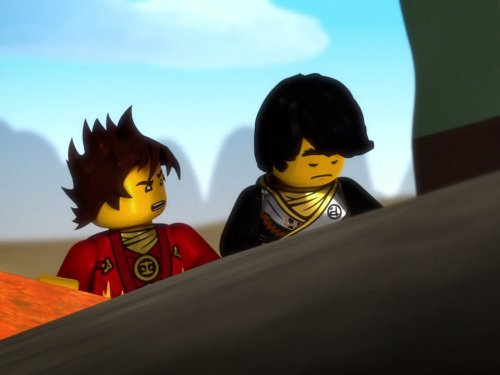 Black Out - Ninja Legos Prime