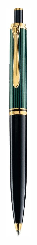 Pelikan Souveran ボールペン ブラック/グリーン