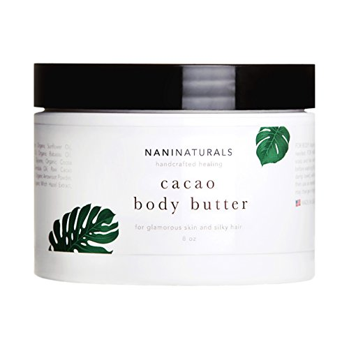 Cacao Shea Butter Cream Organic product image