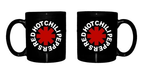 Red Hot Chili Peppers Asterix Logo official Mug