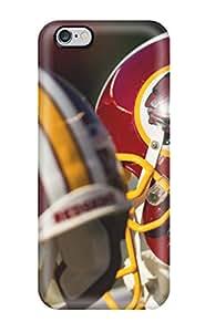 Hot VtEMGHr1334ArRCi Case Cover Protector For Iphone 6 Plus- Washingtonedskins