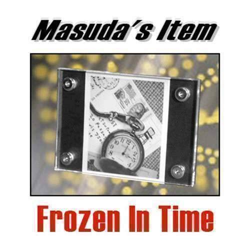 SOLOMAGIA Frozen In Time by Katsuya Masuda - Close-Up Magic - Zaubertricks und Props B07J2N9MZV ZaubertricksAngemessener Preis   Offizielle Webseite