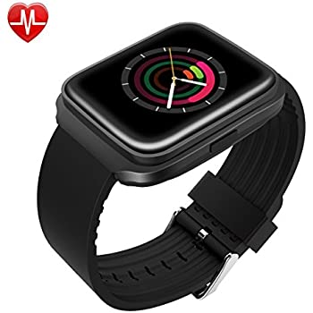 Bluetooth Smart Watch,Fitness Tracker Activity Tracker with Heart Rate Monitor Watch, Sleep Monitor
