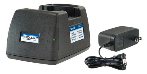 Power Products Endura EC1+TWP-MT13B single unit charger for Motorola XTS3000 Series