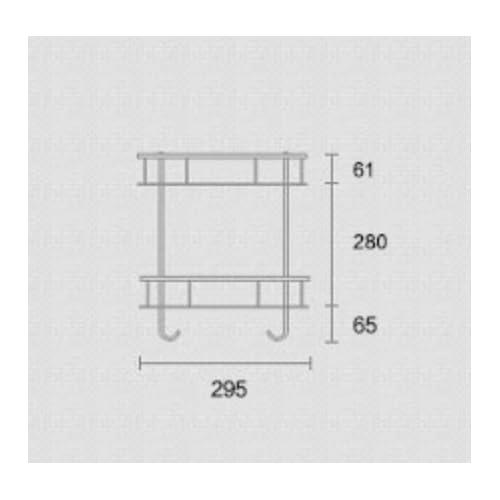 Aluminum bathroom space triangular racks/Bathroom corner rack/ bathroom storage rack-B well-wreapped